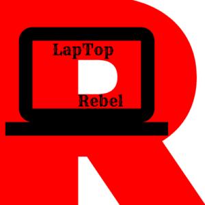 LapTop Rebel Logo