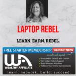 LapTop Rebel Banner